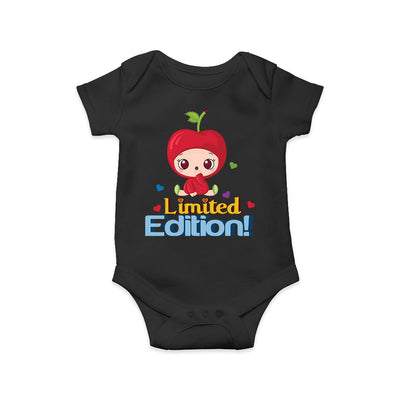Limited Woa Baby Romper