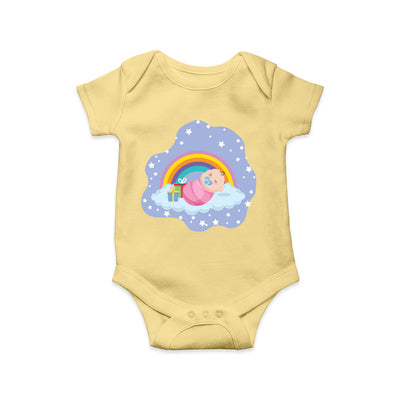 Sleep Woa Baby Romper