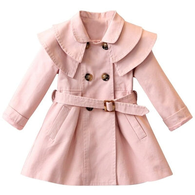 Isla Woa Trench Coat