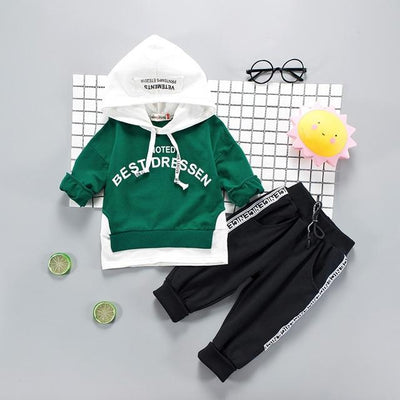 Franoz Woa Clothing Set
