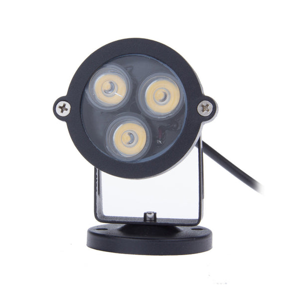 9W WEATHERPROOF LED Lawn Lamp
