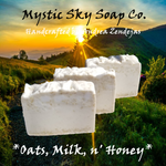 Oats, Milk, n' Honey Handcrafted Soap