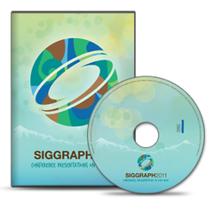 SIGGRAPH 2011 Conference Presentations DVD-ROM set