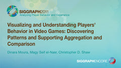 Visualizing and Understanding Players' Behavior in Video Games: Discovering Patterns and Supporting Aggregation and Comparison
