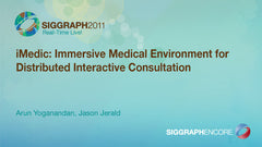 iMedic: Immersive Medical Environment for Distributed Interactive Consultation