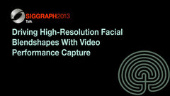 Driving High-Resolution Facial Blendshapes With Video Performance Capture
