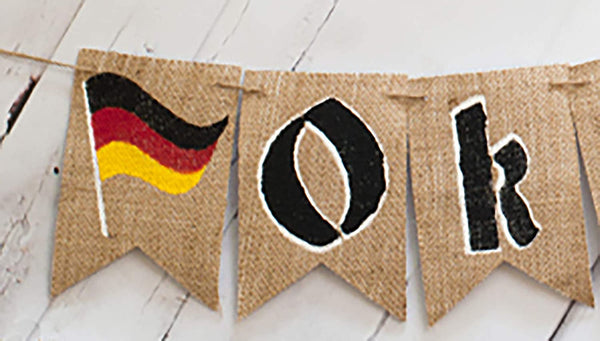 Oktoberfest Festival, Beer Banner, Oktoberfest Decoration, Beerfest, Beer Decor B362