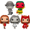 Funko Pop! WandaVision - What a Wandaful - Bundle (Set of 5) - The Amazing Collectables
