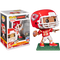 Funko Pop! NFL Football - Patrick Mahomes Kansas City Chiefs with Helmet #148 - The Amazing Collectables