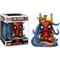 Funko Pop! Deadpool - King Deadpool on Throne Metallic Deluxe #724 - The Amazing Collectables