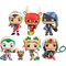 Funko Pop! DC Comics - Holiday - Bundle (Set of 6) - The Amazing Collectables