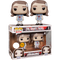 Funko Pop! The Shining - The Grady Twins - 2-Pack - Chase Chance - The Amazing Collectables