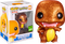 Funko Pop! Pokemon - Charmander Diamond Glitter #455 (2021 Spring Convention Exclusive) - The Amazing Collectables