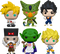 Funko Pop! Dragon Ball Z - Gohan Or Go Home - Bundle (Set of 6) - The Amazing Collectables