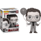 Funko Pop! Stephen King - Stephen King with Red Balloon Black & White #55 - The Amazing Collectables