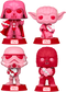Funko Pop! Star Wars - Valentine's Day - Bundle (Set of 4) - The Amazing Collectables