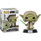 Funko Pop! Star Wars: Battlefront - Yoda Hooded #393 - The Amazing Collectables