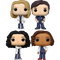 Funko Pop! Grey's Anatomy - The McDreamiest - Bundle (Set of 4) - The Amazing Collectables