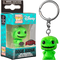 Funko Pocket Pop! Keychain - The Nightmare Before Christmas - Oogie Boogie Diamond Glitter - The Amazing Collectables