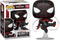 Funko Pop! Marvel's Spider-Man: Miles Morales - Miles Morales in Advanced Tech Suit #772 - The Amazing Collectables