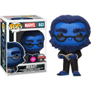 Funko Pop! X-Men: The Last Stand - Beast Flocked 20th Anniversary