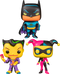 Funko Pop! Batman: The Animated Series - Blacklight - Bundle (Set of 3) - The Amazing Collectables