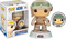 Funko Pop! Star Wars: Across The Galaxy – Luke Skywalker Hoth with Enamel Pin #34 - The Amazing Collectables