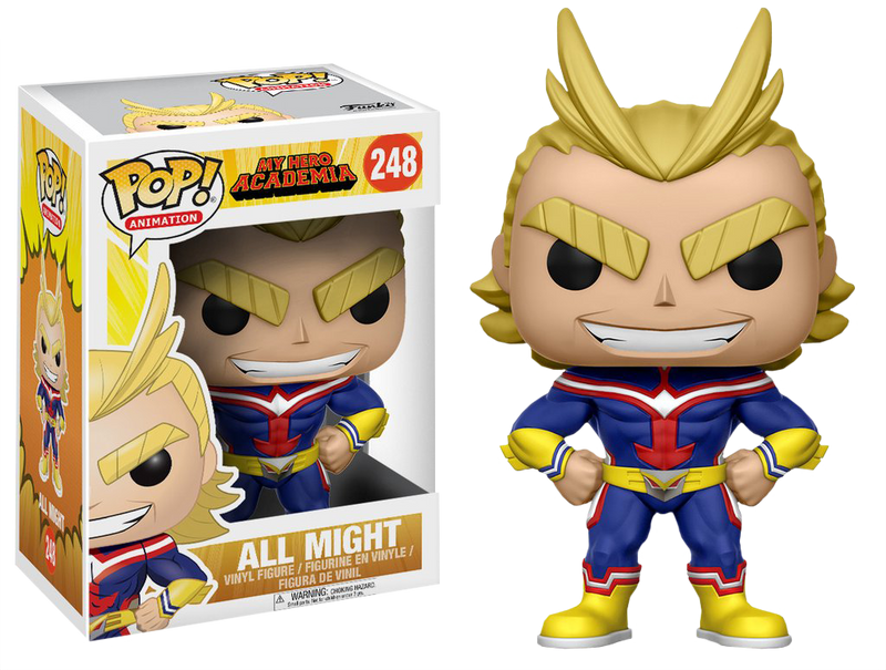 Funko Pop! My Hero Academia - All Might