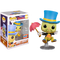Funko Pop! Pinocchio - Jiminy Cricket #980 (2020 Fall Convention Exclusive) - The Amazing Collectables