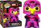 Funko Pop! Marvel: Blacklight - Magneto Blacklight #799 - The Amazing Collectables