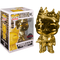 Funko Pop! Notorious B.I.G. - Notorious B.I.G. with Crown Gold Chrome #82 - The Amazing Collectables