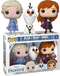 Funko Pop! Frozen 2 - Anna, Elsa & Olaf - 3-Pack - The Amazing Collectables
