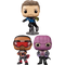 Funko Pop! The Falcon and the Winter Soldier - The Buck Starts Here - Bundle (Set of 3) - The Amazing Collectables