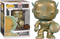 Funko Pop! The Avengers - Captain America Patina 80th Anniversary #497 - The Amazing Collectables