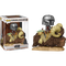 Funko Pop! Star Wars: The Mandalorian - The Mandalorian & The Child on Bantha Deluxe #416 - The Amazing Collectables