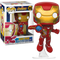 Funko Pop! Avengers 3: Infinity War - Iron Man Flying #285 - The Amazing Collectables