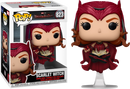 Funko Pop! WandaVision - Scarlet Witch with Darkhold Book