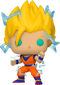 Funko Pop! Dragon Ball Z - Goku Super Saiyan 2 - Chase Chance - The Amazing Collectables