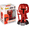 Funko Pop! Star Wars: The Mandalorian - The Mandalorian Red Metallic #345 - The Amazing Collectables
