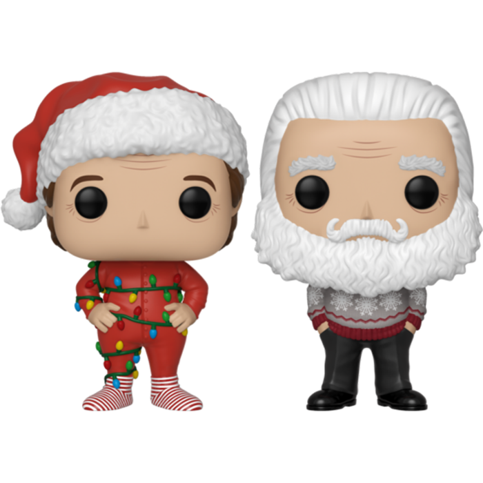 Funko Pop! The Santa Clause (1994) - Santa Clause with Lights