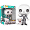 "Funko Pop! The Nightmare Before Christmas - Jack Skellington with Zero Glow in the Dark 10"" #809 - The Amazing Collectables"