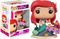 Funko Pop! The Little Mermaid - Ariel Ultimate Disney Princess #1012 - The Amazing Collectables