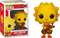 Funko Pop! The Simpsons - Lisa Simpson #497 - The Amazing Collectables
