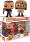 Funko Pop! WWE - The Rock vs Mankind - 2-Pack - The Amazing Collectables