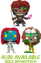 Funko Pop! Marvel Zombies - Thor More Zombies - Bundle (Set of 4) - The Amazing Collectables