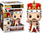 Funko Pop! Queen - Freddie Mercury King #184 - The Amazing Collectables