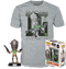 Funko Pop! Star Wars: The Mandalorian - IG-11 with The Child (Baby Yoda) Pop! Vinyl Figure & T-Shirt Box Set - The Amazing Collectables