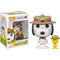 Funko Pop! Peanuts - Beagle Scout Snoopy with Woodstock #885 (2020 Funko Holiday Exclusive) - The Amazing Collectables