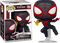 Funko Pop! Marvel's Spider-Man: Miles Morales - Miles Morales #765 - Chase Chance - The Amazing Collectables