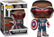 Funko Pop! The Falcon and the Winter Soldier - Captain America #814 - The Amazing Collectables